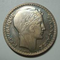 5 F 1933 Turin essai nickel_avers